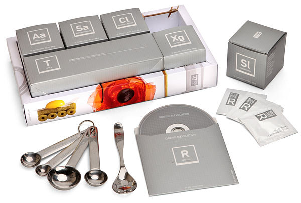 Molecular Cuisine Kit ($60 to $117)
