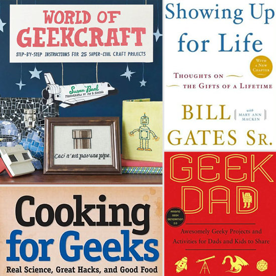 8 Books to Help Dad Explore His Inner Nerd