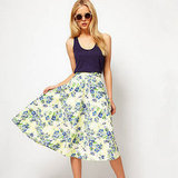 Best Flared Dresses and Skirts