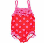 Carter's Polka-Dot One-Piece Swimsuit ($14, originally $28)