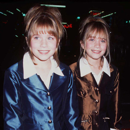Mary-Kate and Ashley Olsen Life in Pictures