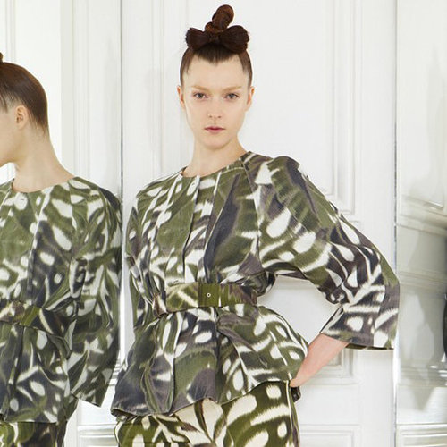 Giambattista Valli Resort 2013 Pictures
