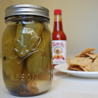 Easy Pickled Jalapenos Recipe