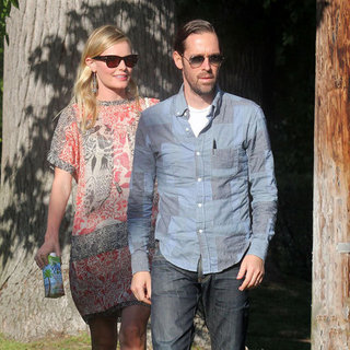 Kate Bosworth and Michael Polish Pictures Together in LA