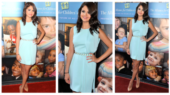Perk Up Your Summer Style With Pastels Like Selena Gomez