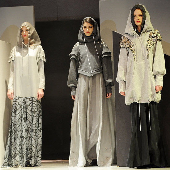 Chloe Jones' Graduate Fashion Week 2012 Winning Collection