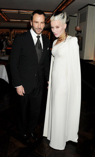 Tom Ford and Daphne Guinness