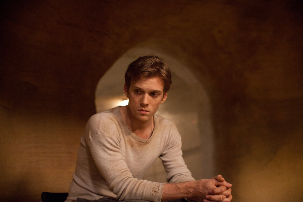 Jake Abel as Ian O'Shea in The Host.  Photo courtesy of Open Road Films