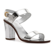 A simple silhouette done up in silver feels not so simple anymore. Try these with a fitted skirt and blouse for your 9-to-5.