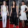 Young Hollywood Awards Best Dressed