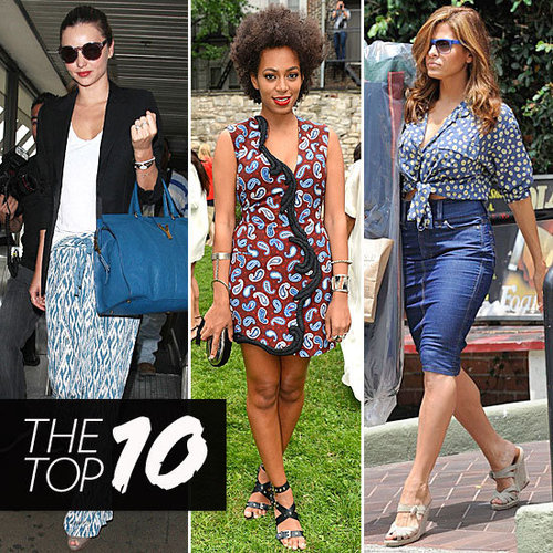 Best Celebrity Style June 11, 2012