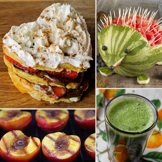 Go Sweet For Summer With These Fruity, Kid-Friendly Eats