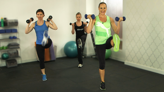 10-Minute Bikini-Body Boot Camp