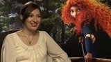 Brave's Kelly Macdonald on Being Pixar's First Heroine