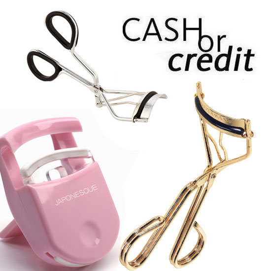 Cash or Credit: Get a Full and Flirty Flutter With These Eyelash Curlers