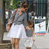 Suri Cruise at Brave With Katie Holmes Pictures