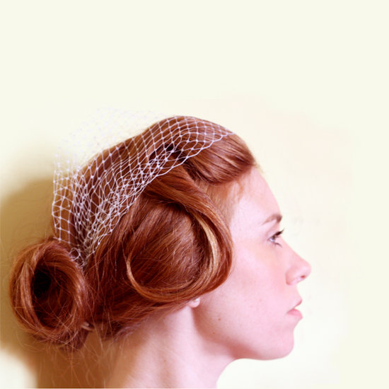 Get The Perfect Vintage Updo at Home