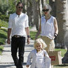 Celebrity Father&#039;s Day Pictures 2012