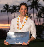 James Marsden at the 2012 Maui Film Festival.