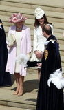 Kate Middleton Stuns in a Short White Dress at Special Royal Service