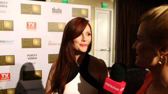 "Video: Julianne Moore Talks ""Tremendous Challenge"" of Playing Sarah Palin"