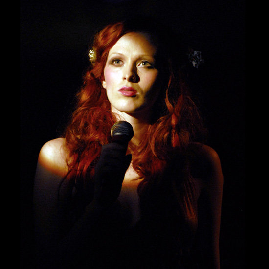 In Honor of Karen Elson's Upcoming Fleetwood Mac Cover: A Look Back at Her Gold Dust Woman Style