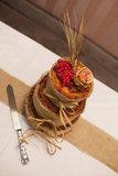 Rustic Pie Cake