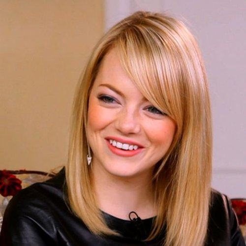 Emma Stone The Amazing Spider-Man Video Interview