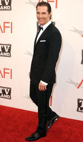 48. Matthew McConaughey