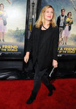 Drew Barrymore stepped onto the red carpet for the LA premiere of Seeking a Friend For the End of the World.