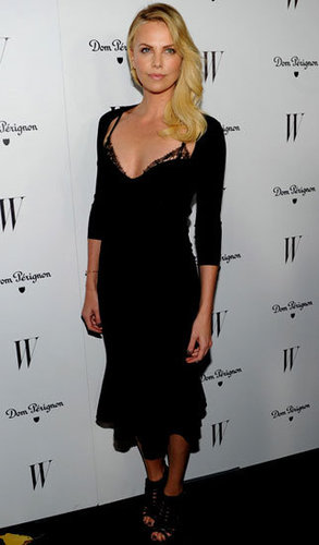 12. Charlize Theron
