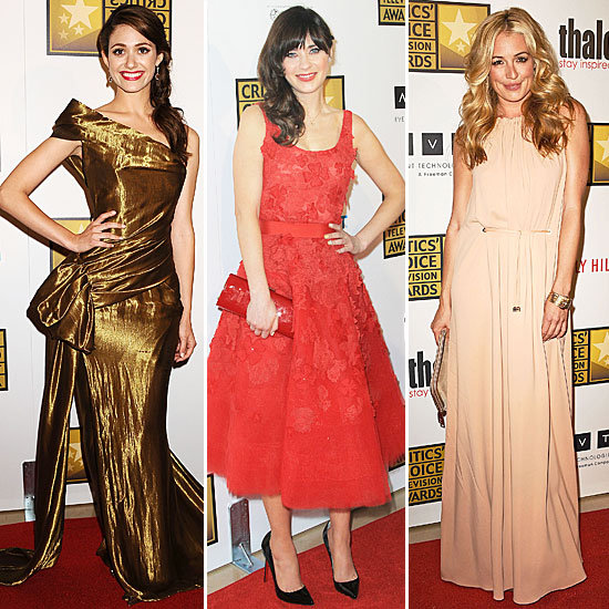 Critics' Choice TV Awards: Who Wore What