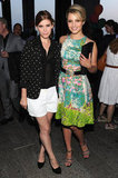 Dianna Agron and Kate Mara linked up at Coach's Summer Party on the High Line in NYC.