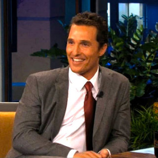 Matthew McConaughey on Wedding to Camila Alves (Video)