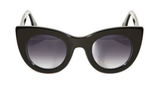 After spotting Eva Mendes in her favorite pair of Thierry Lasry sunglasses time and time again, we can't seem to get this sexy cat-eye iteration out of our minds. Think Old Hollywood siren sunbathing at the Chateau Marmont . . . That's the look we're envisioning. Thierry Lasry Orgasmy Sunglasses ($433)