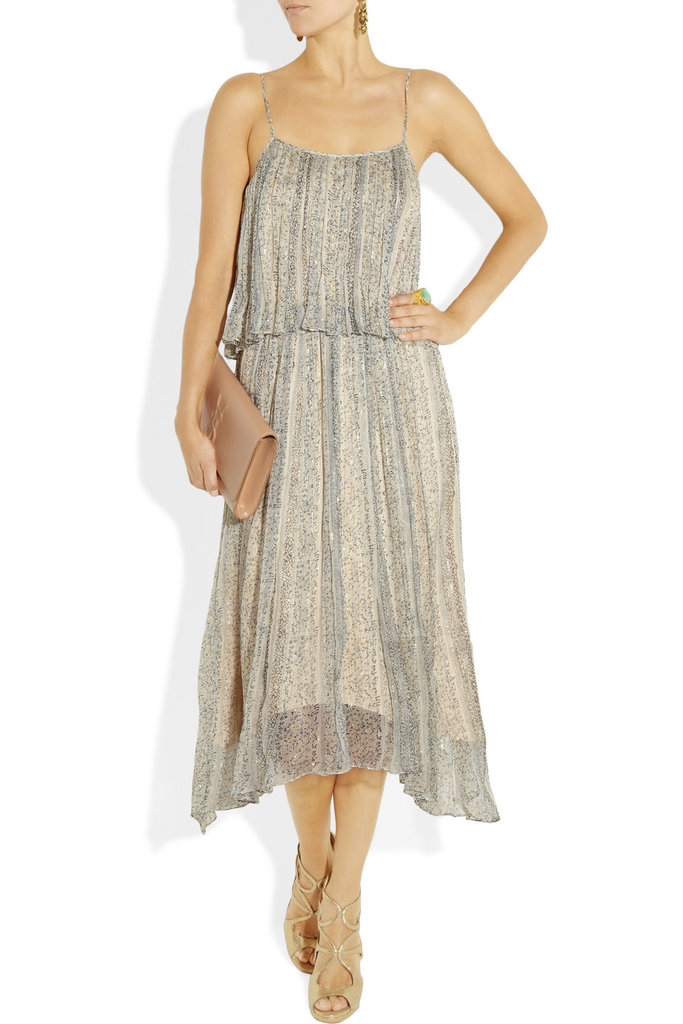 Floaty, girlie, and an easy candidate for day-to-night dressing — this printed chiffon dress gets our vote for Summer staple status. Girl. by Band of Outsiders Tiered Floral Print Dress ($695)