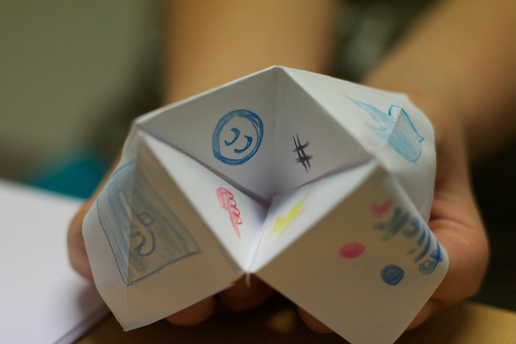 Make Fortune Tellers