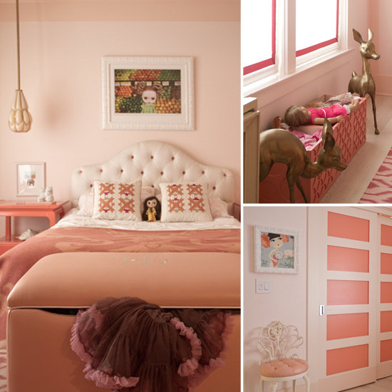 Piper's Grown-Up Girlie-Glam Room