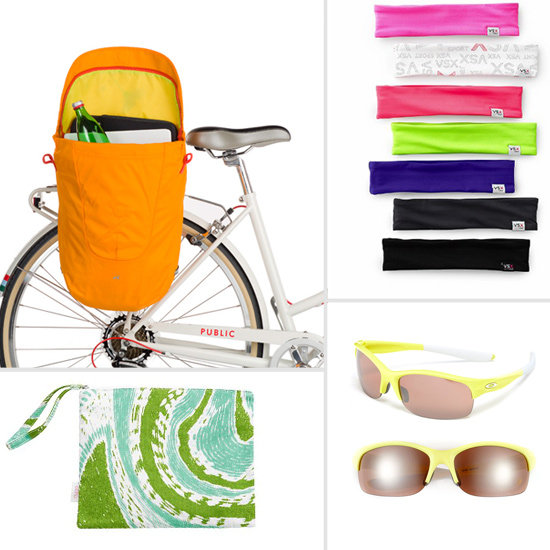 Bright, Fun Accessories For Your Summer Workouts