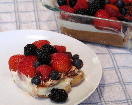 Berry Tiramisu
