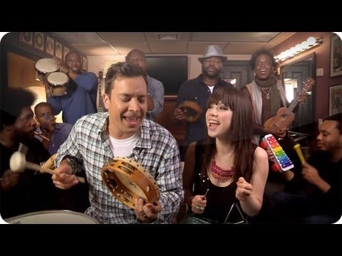 "Best ""Call Me Maybe"" Cover: Jimmy Fallon"