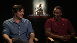 Benjamin Walker and Anthony Mackie Reminisce About Their Good Old College Days