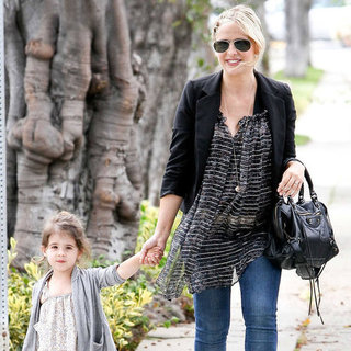 Sarah Michelle Gellar Charlotte Prinze Braid Photos