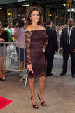 Penelope Cruz wore Emilio Pucci in NYC.