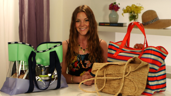 3 Beach Bags Perfect For Summer Fun