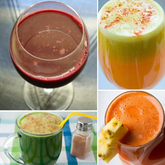 Taste the Real Rainbow: 7 Colorful Juice Recipes