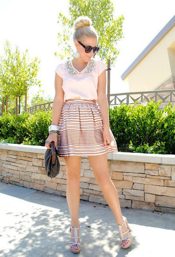 Summer Neutrals &amp; Embellished Collars 