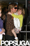 Nicole Kidman Rings in 45 With Keith and Their Girls