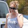 Jennifer Lawrence Pictures Working Out in LA