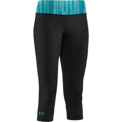 Under Armour&#039;s Fitted Capris